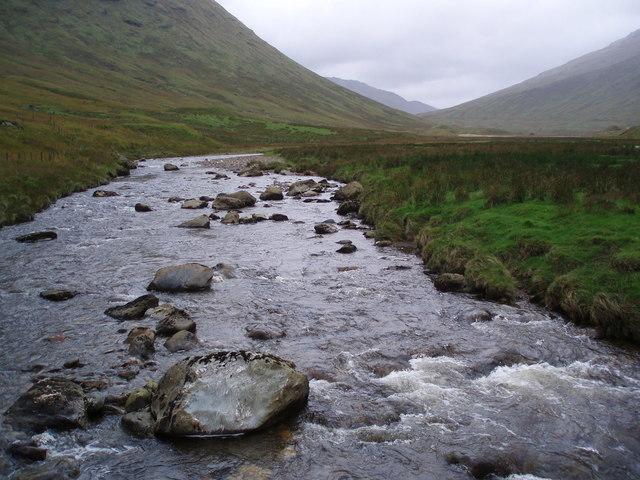 River Larig