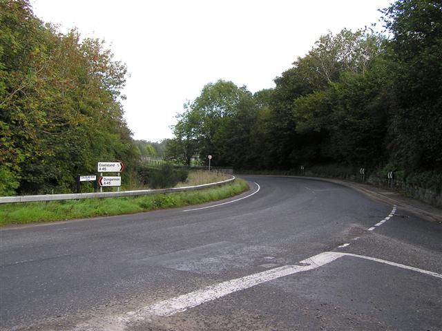 Coalisland Road