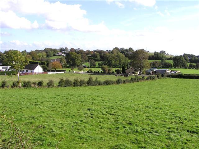 Kingarve Townland