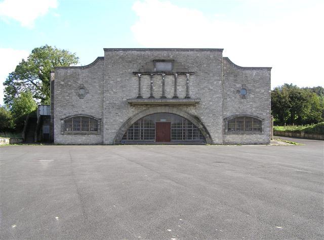 St Malachy's dance hall,  Edendork