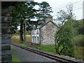 SH6742 : The Old Stationmaster's House at Dduallt. by Jonathan Simkins