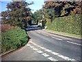 TM4084 : Halesworth Road, Redisham by Adrian Cable