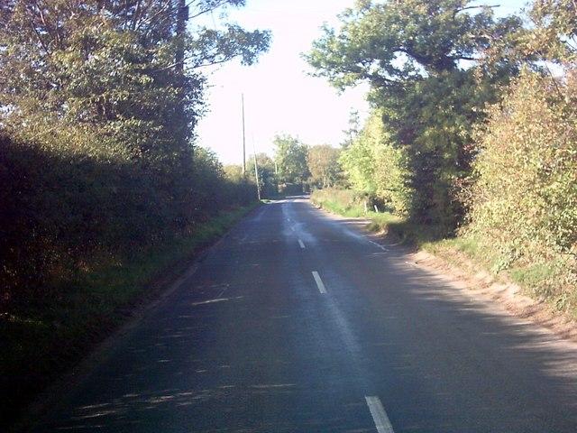 Halesworth Road, Redisham