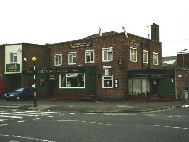 The Town Crier pub