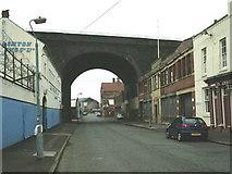 SP0786 : Floodgate Street Viaduct by Carl Baker
