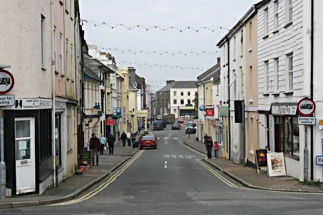 Fore Street Callington