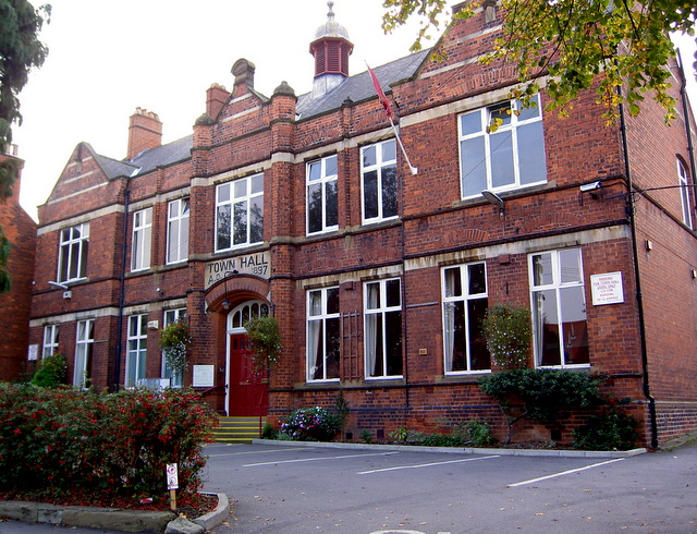 Town Hall, South Lane, Hessle