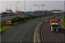 TA0827 : Clive Sullivan Way, Hull by Charles Rispin