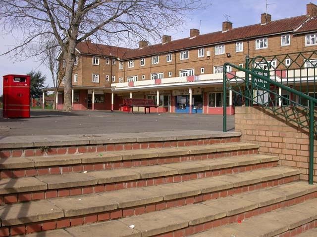 Park Square, King's Heath
