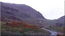 NY2201 : Hardknott pass by Stanley Howe
