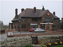 SE5023 : The Winston Pub, Womersley Road, Knottingley by Bill Henderson