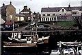 NU2232 : Seahouses by Stanley Howe