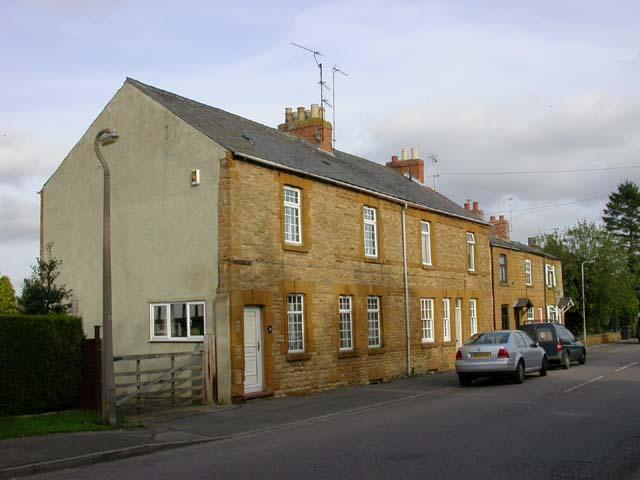 Sandstone Houses