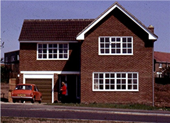House in Queen's Drive, Sedgefield