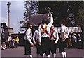 NZ3528 : Morris Men on Sedgefield Church green by Stanley Howe