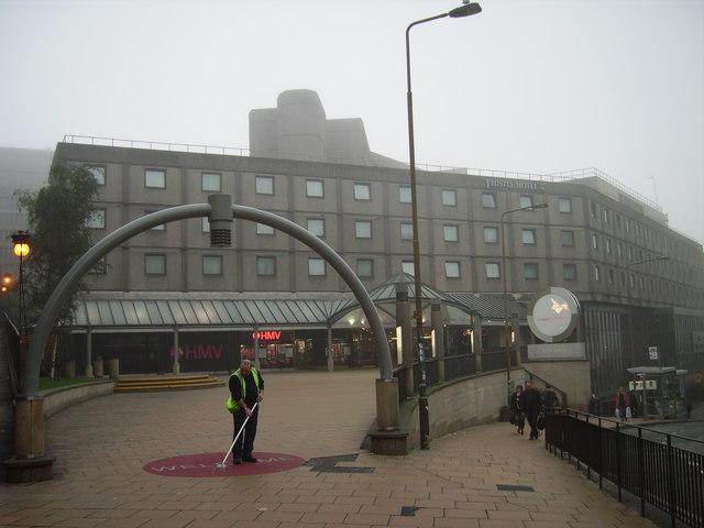 St James' Centre, Edinburgh