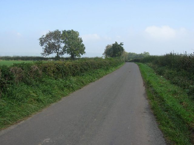 The Road To Barthorpe Bottoms
