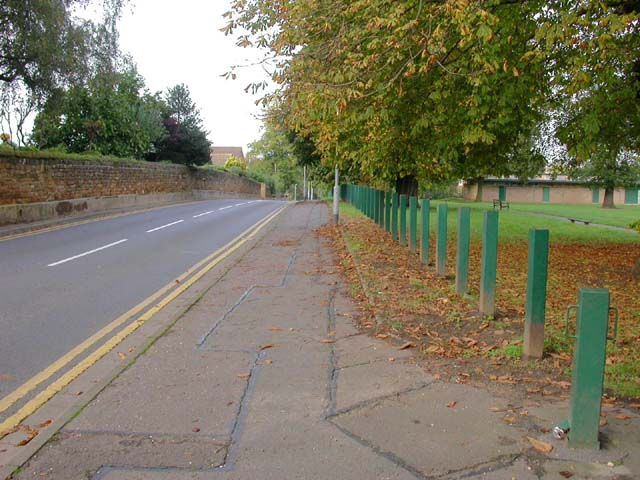 Dallington Park Road