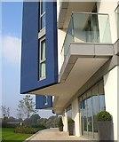 TQ2575 : Coptain House, Wandsworth by Derek Harper
