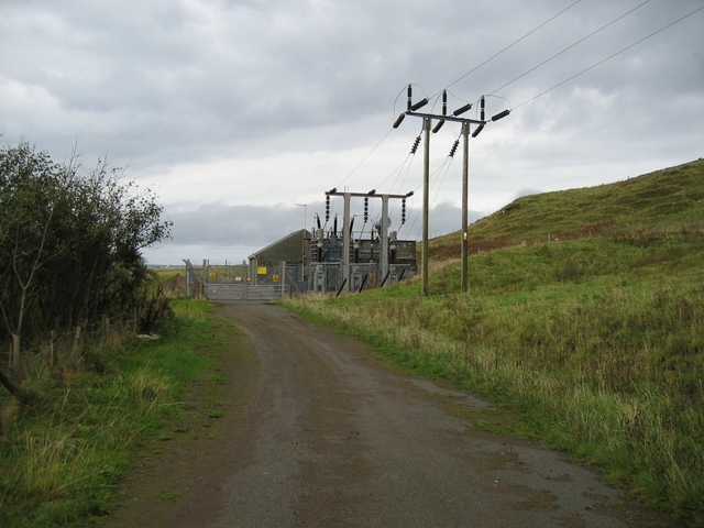 Ardmore Substation