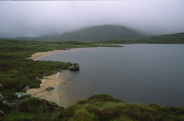 Lochan Feithe Mhic Ilean from the west end