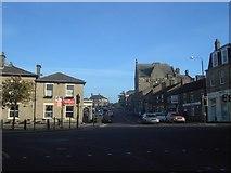 SK0394 : Norfolk Street, Glossop by Darren Haddock