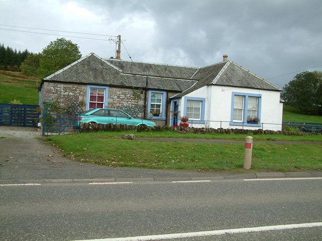 House at Drumvaich