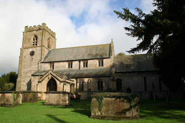 St.Andrew's church, Caunton