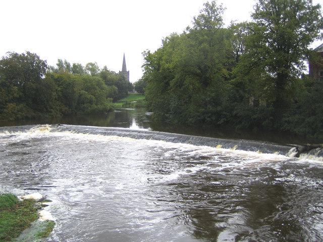 River Suir in Cahir