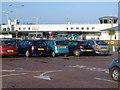 SY0093 : Exeter Airport terminal by Derek Harper