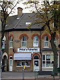 TA0827 : Price's Fisheries by David Wright