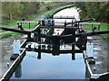 SE2536 : Forge Locks, Leeds and Liverpool Canal by Rich Tea