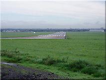 SJ3464 : Hawarden Airport by Eirian Evans