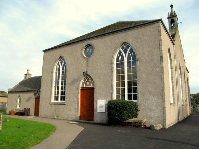 Kirkton of Skene church