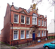 TA0827 : Hull Western Branch Library by David Wright