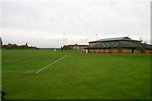 SJ9423 : Sports Field and Sports Centre, Stafford by Stephen Pearce