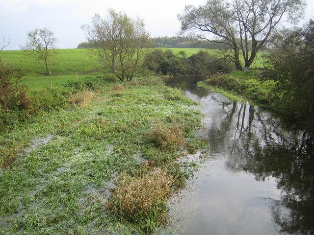 River Thames near Eysey