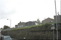 SH4862 : The Barracks, Caernarfon by Eric Jones