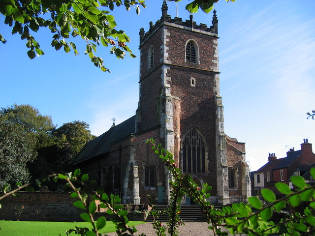 St. James's Church, Sutton