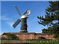 TA0233 : Skidby Mill by Stephen Horncastle