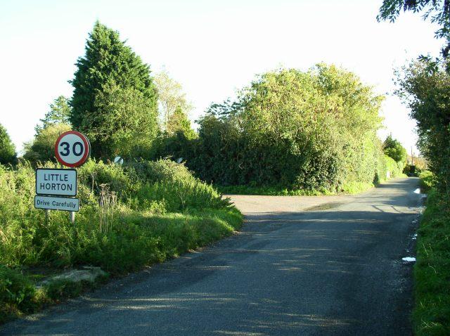 Entrance to Pig Lane
