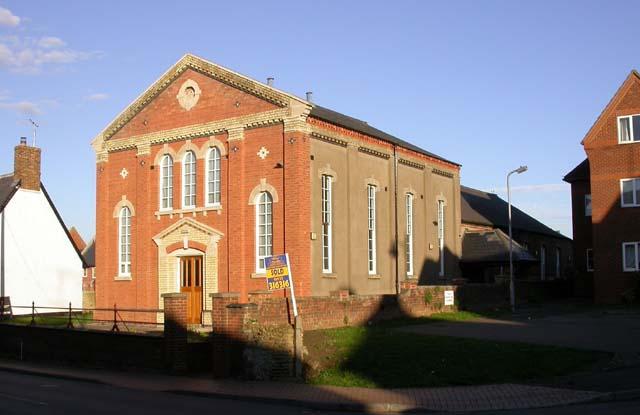 The Wesleyan Chapel