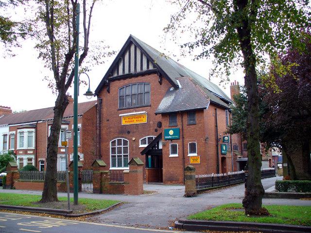 St. Matthew's Parish Hall