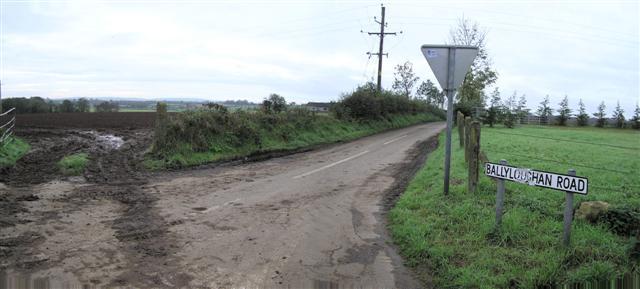 Ballyloughan Road