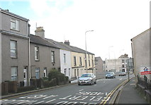 SH4862 : Stryd y Degwm - Tithe Street by Eric Jones
