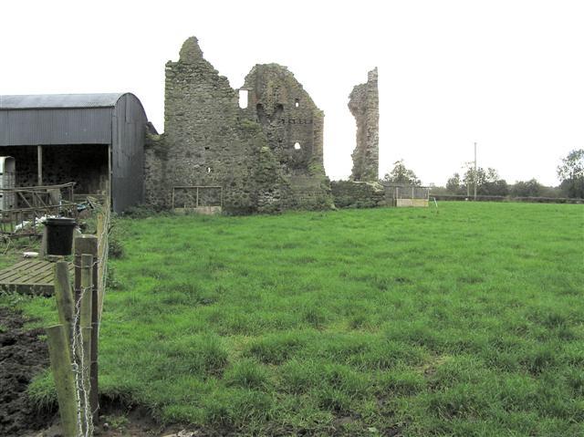 Salterstown Castle
