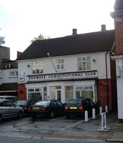 Edgware Constitutional Club