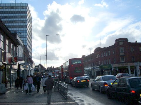 Station Road, Edgware