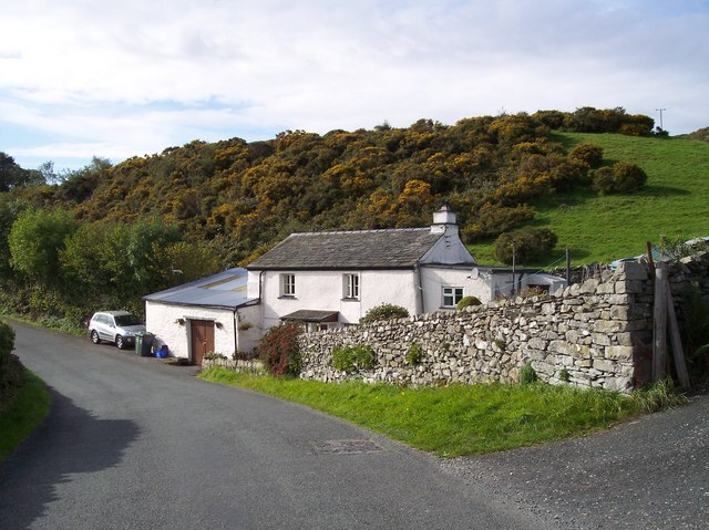 Kirkthwaite Cottage, on Lane from Oxen Park to Rusland