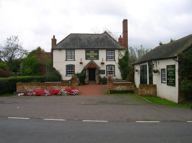 The Fountain Inn, Ashurst